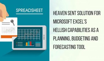 solution for excel s hellish capabilities as a budgeting tool