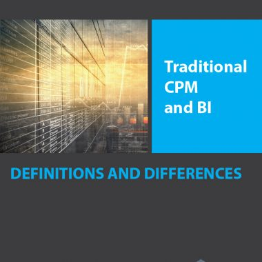 Traditional CPM and BI