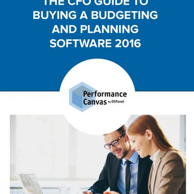 buying budgeting and planning software