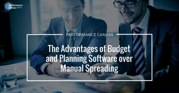 budgeting and planning software