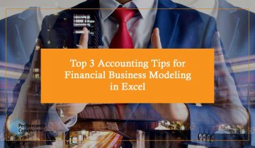 financial business modeling