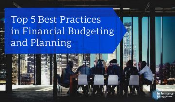 financial budgeting and planning best practices