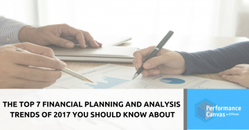 Financial Planning and Analysis Trends