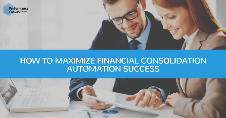 Financial Consolidation Automation