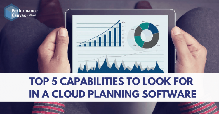 Cloud Planning Software