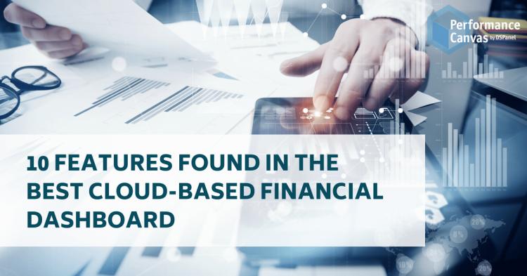 Best Cloud-based Financial Dashboard