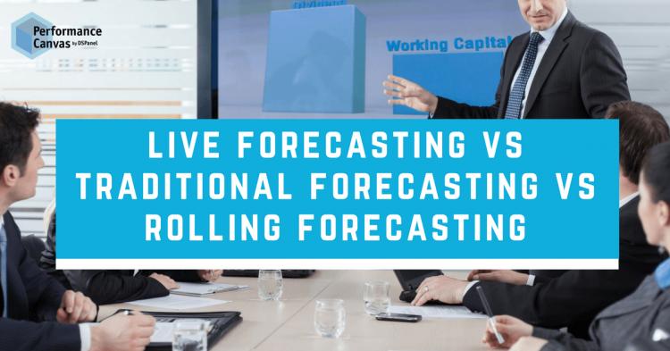 Live Forecasting