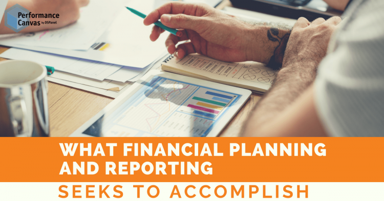 Financial Planning and Reporting in Finance