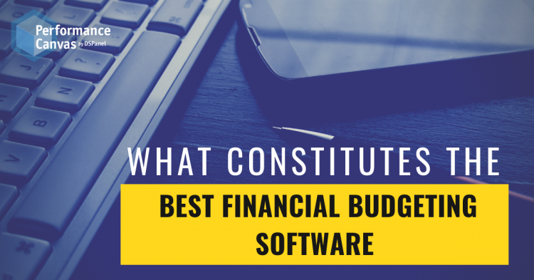 Financial Budgeting Software