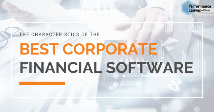 best corporate financial software