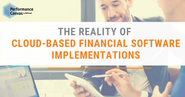 cloud-based financial software implementations