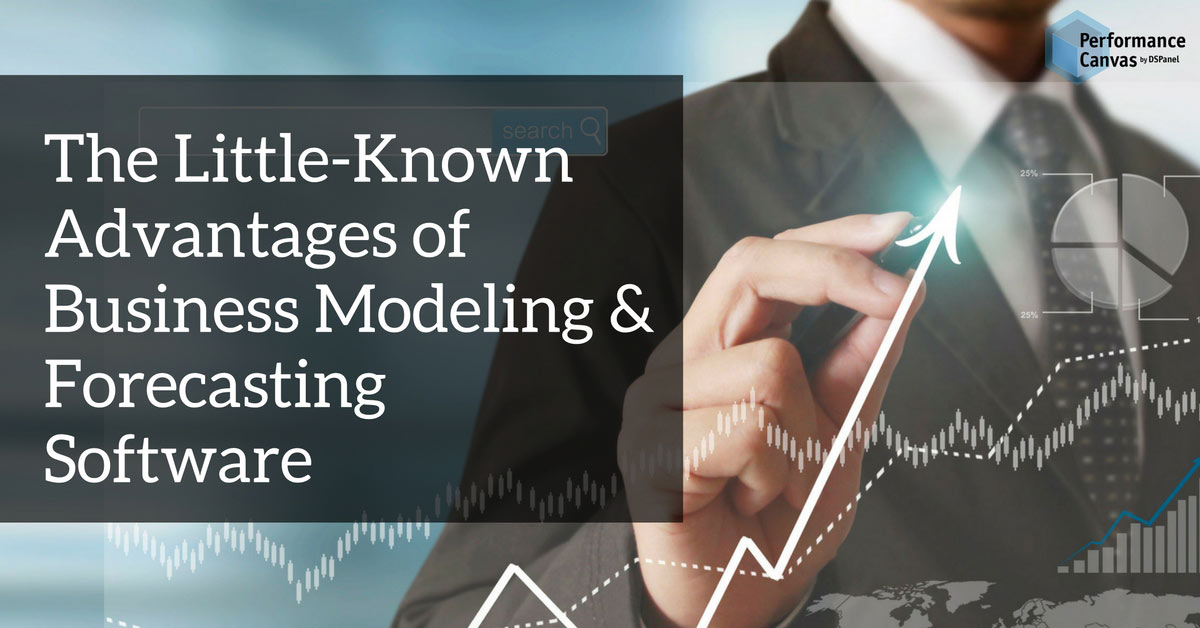 Business Modeling and Forecasting Software