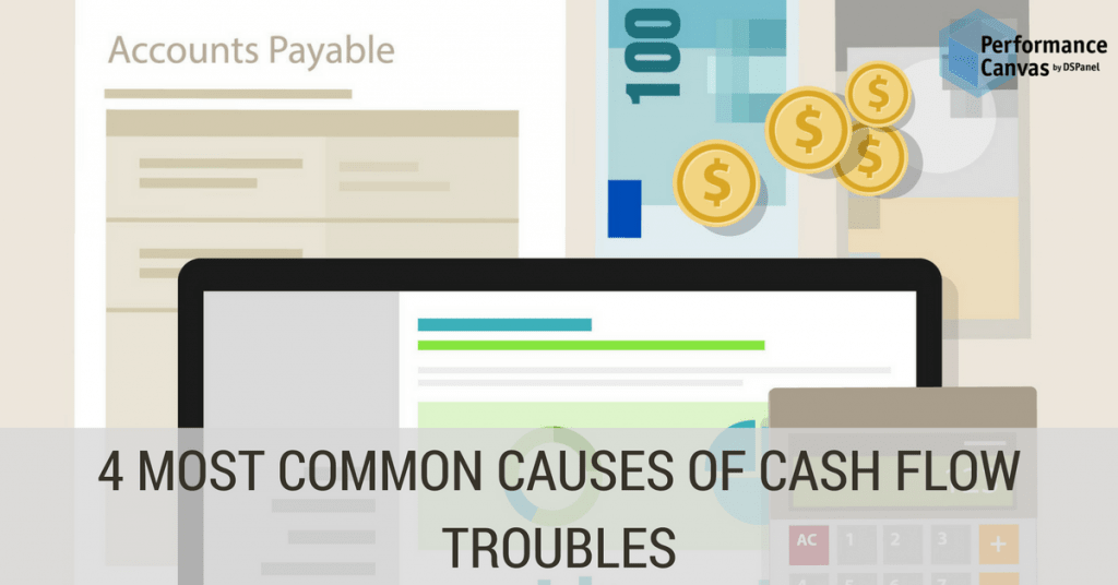 Cash Flow Troubles