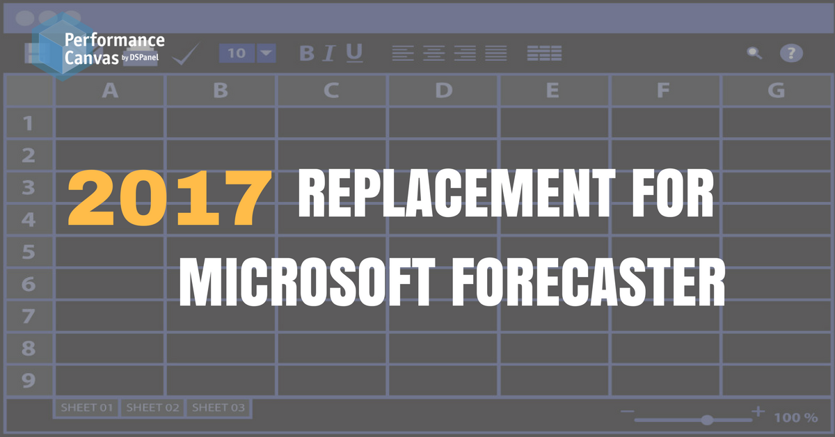 2017 Microsoft Forecaster Replacement