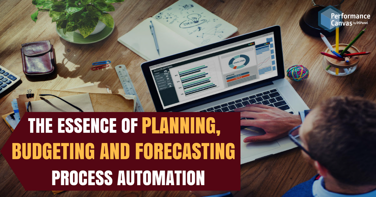 budgeting and forecasting process automation