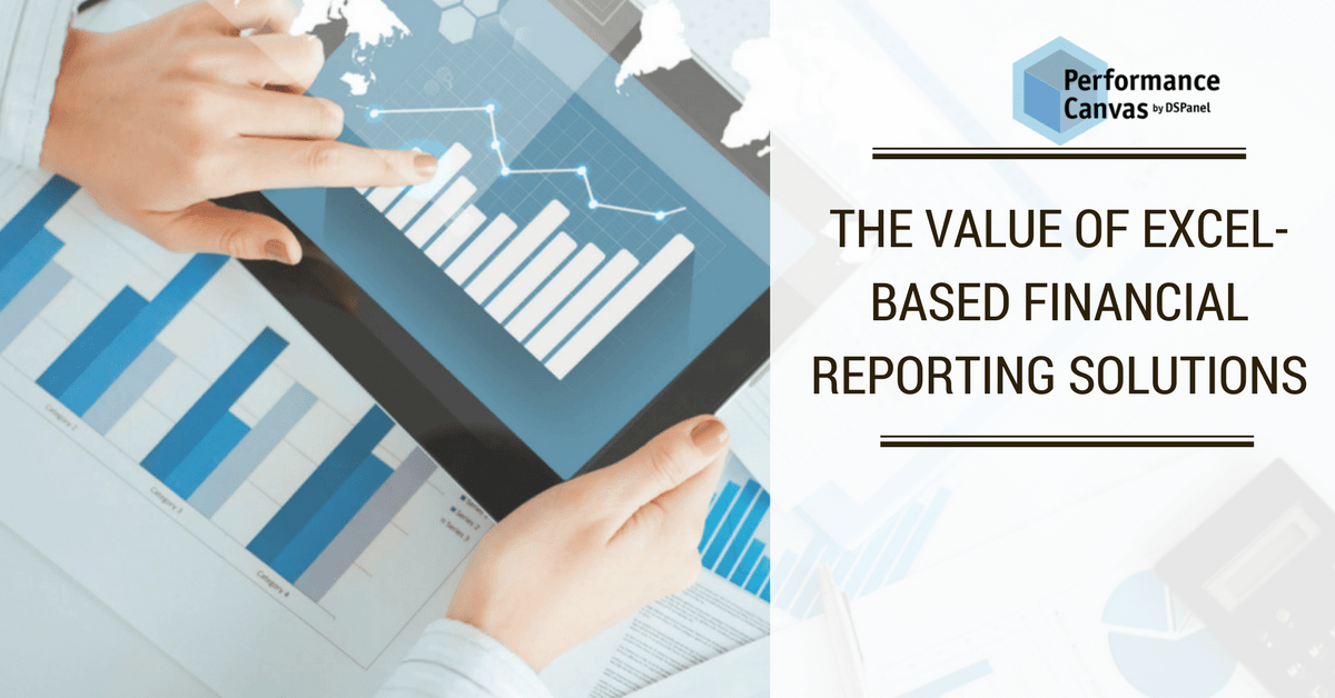 Excel-based Financial Reporting