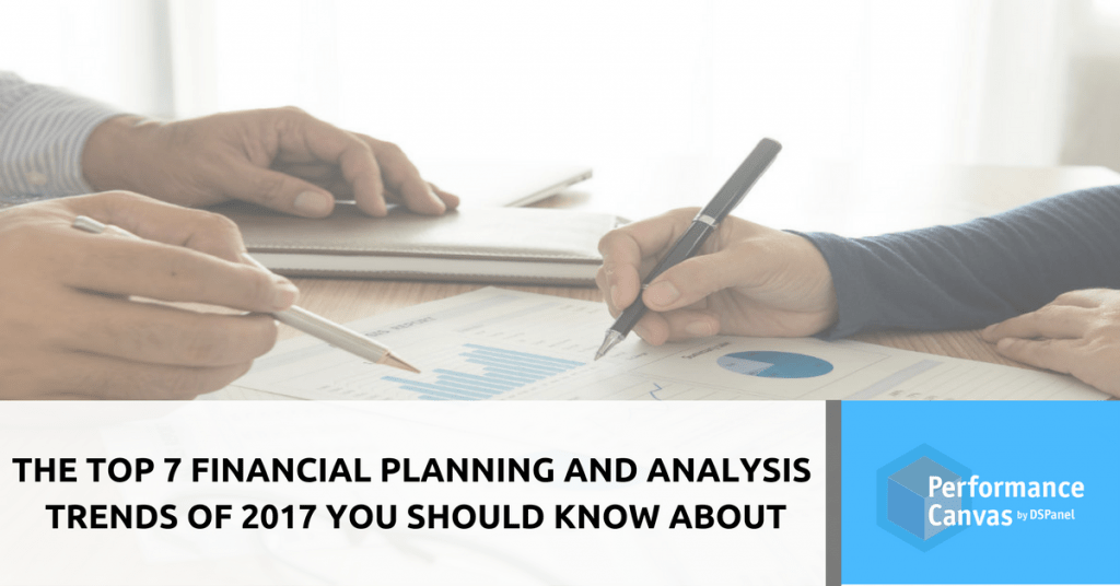 Financial Planning and Analysis Trends 2017