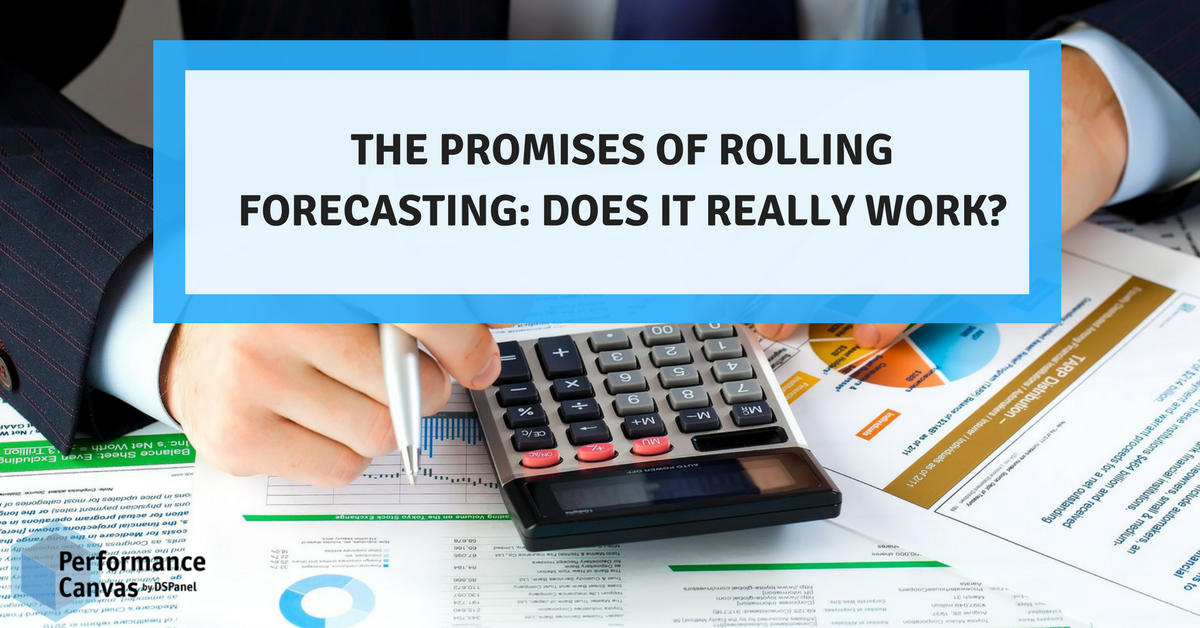 Rolling Forecasting