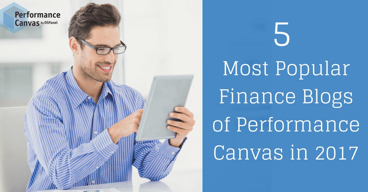 Finance blogs
