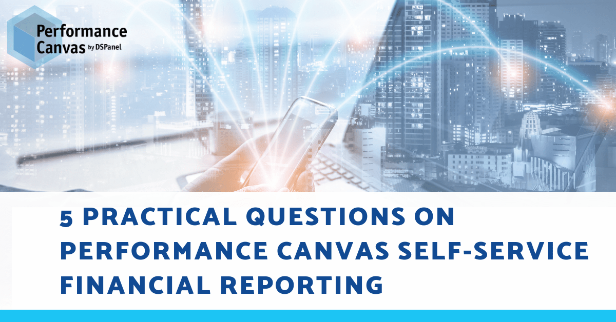 Self-service Financial Reporting