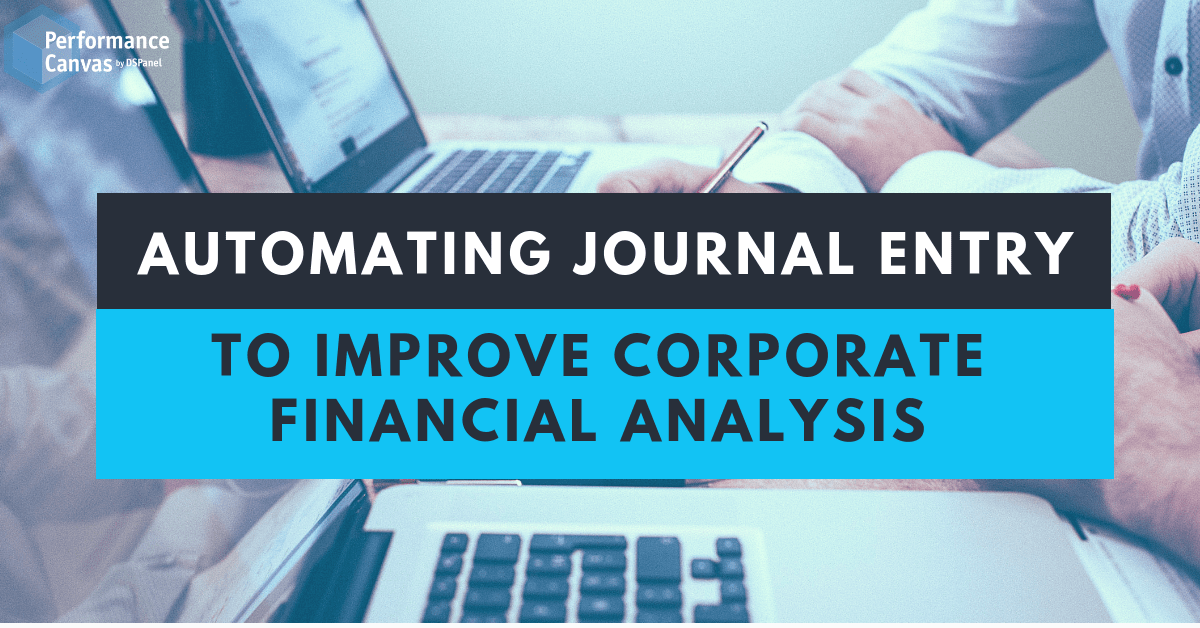 corporate financial analysis