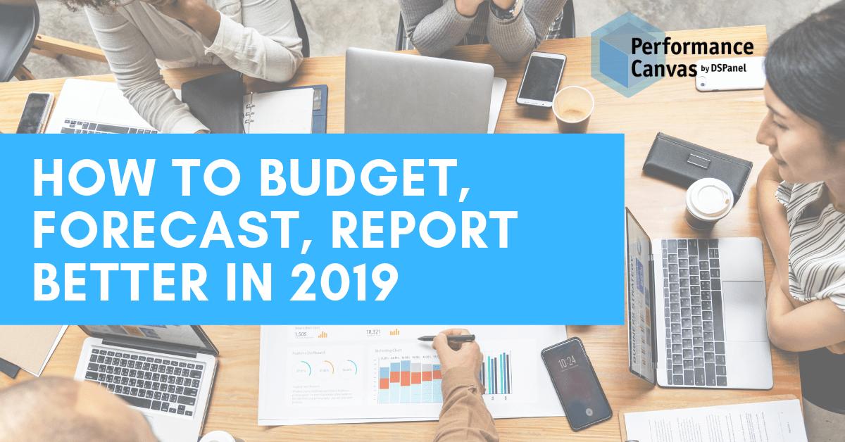 budget forecast report