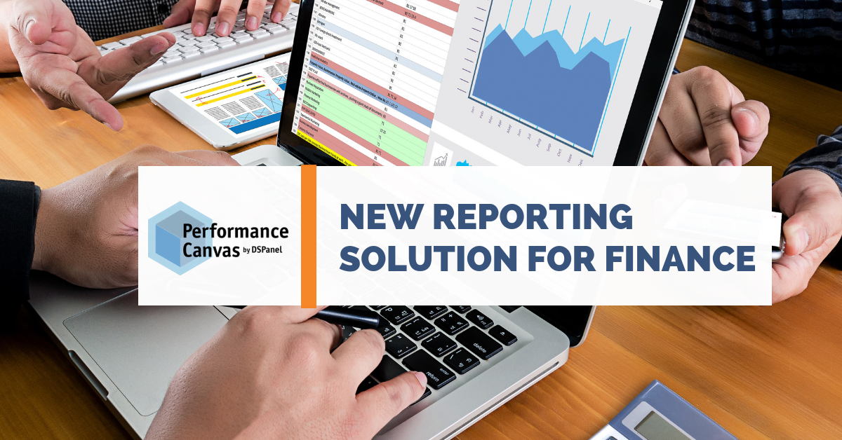 reporting solution for finance