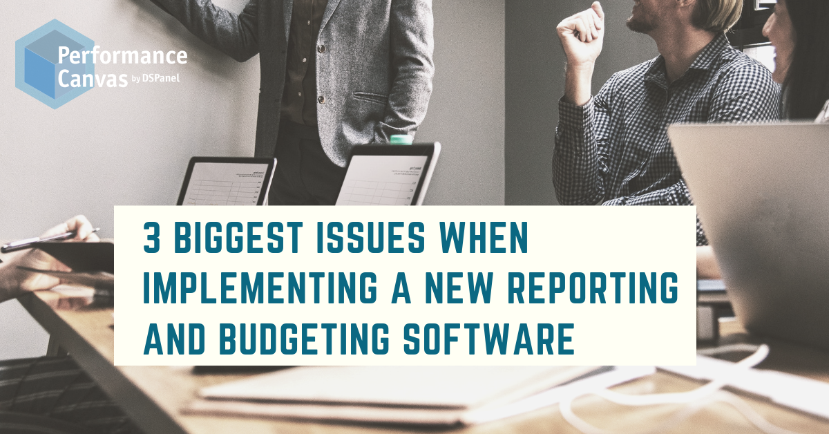 reporting and budgeting software