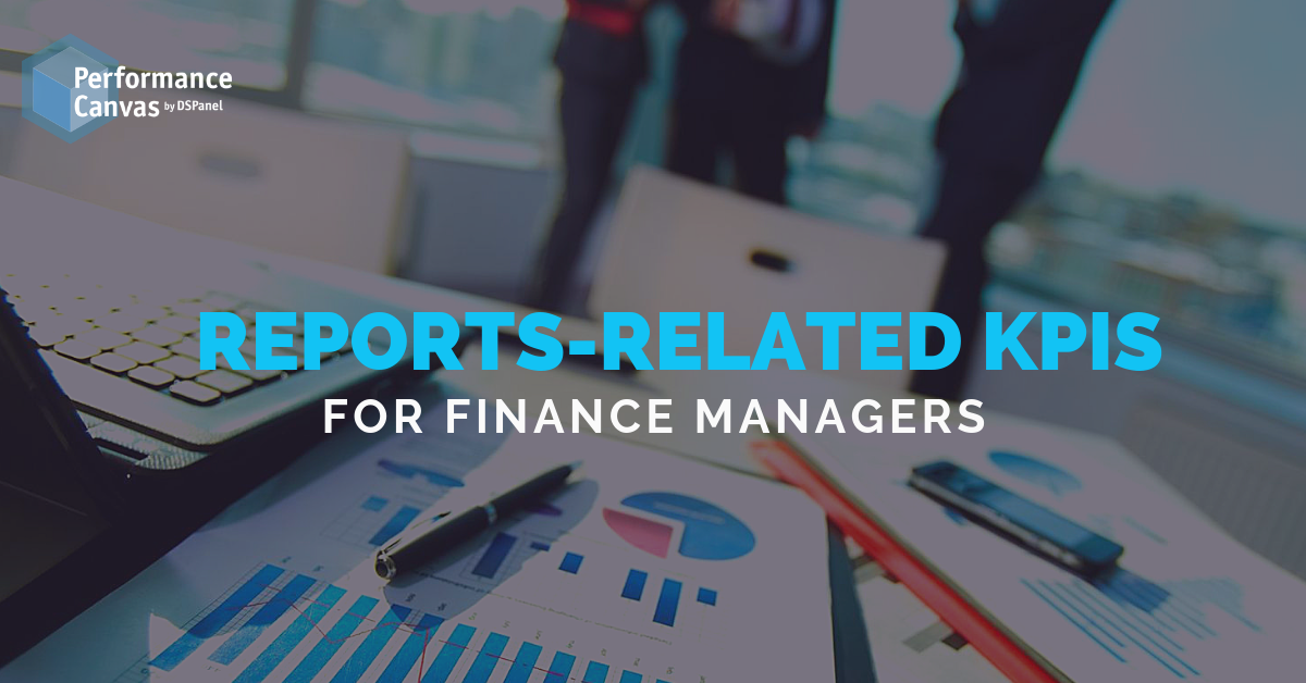 Reports-related KPIs