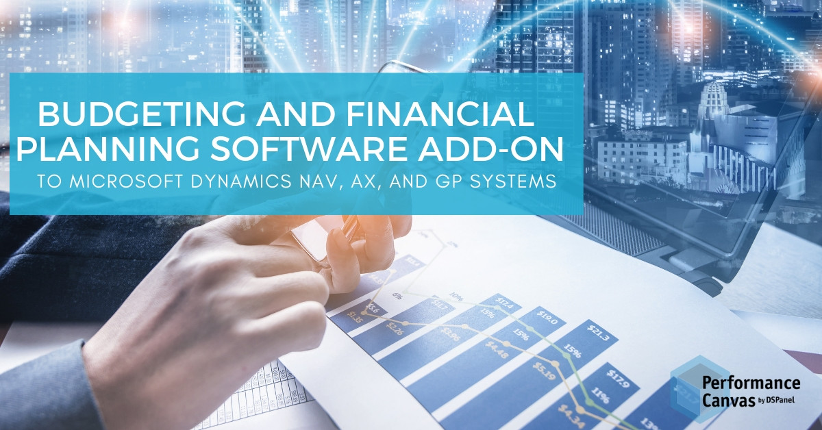 budgeting and financial planning software