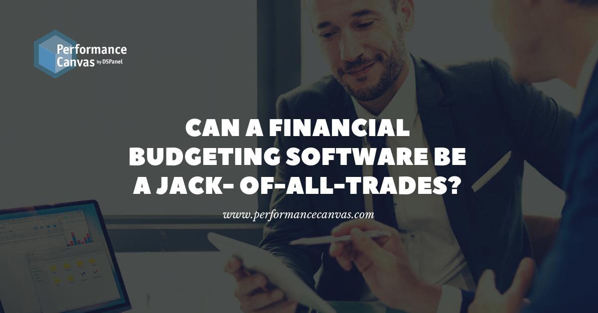 financial budgeting software
