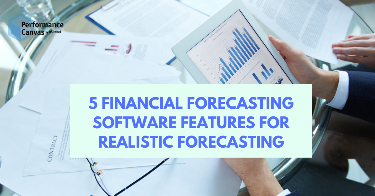 financial forecasting software