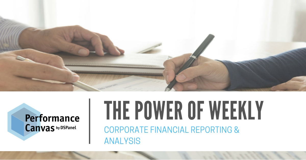 corporate financial reporting & analysis