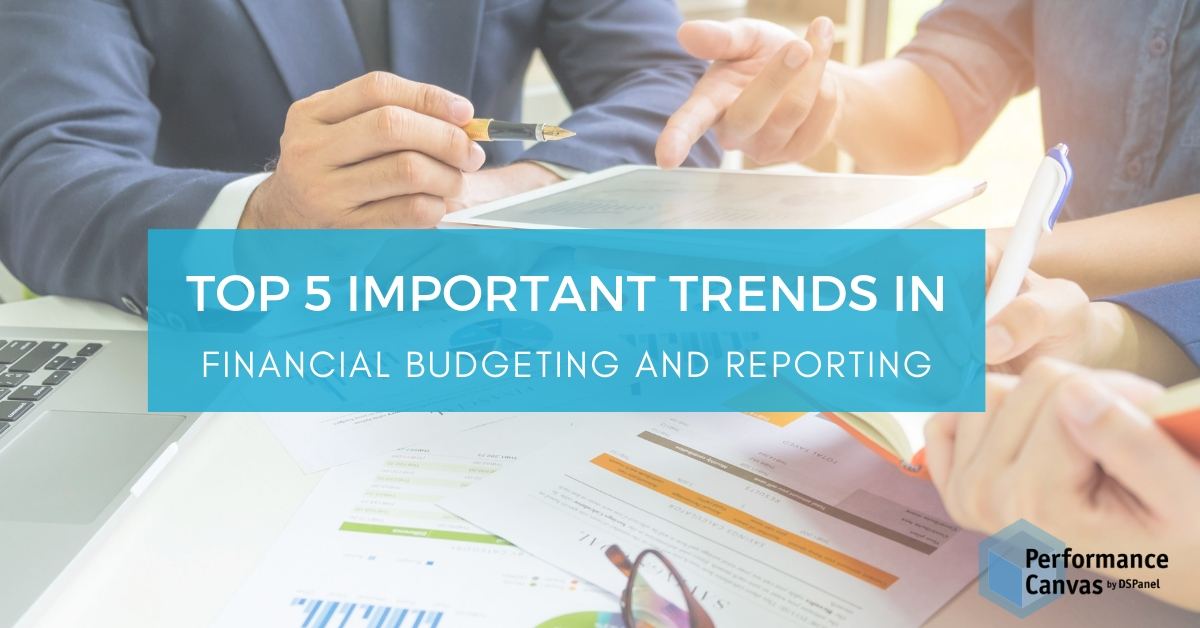 financial budgeting and reporting