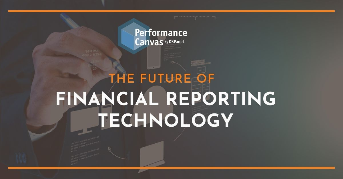financial reporting technology