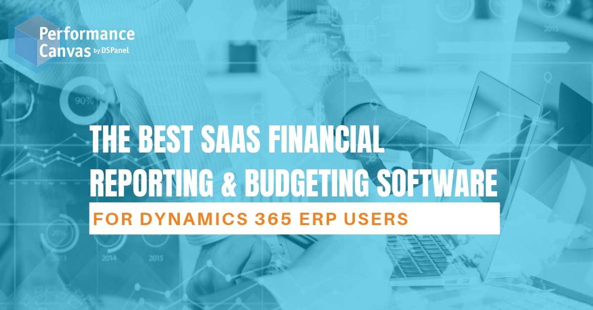 SaaS reporting and budgeting software