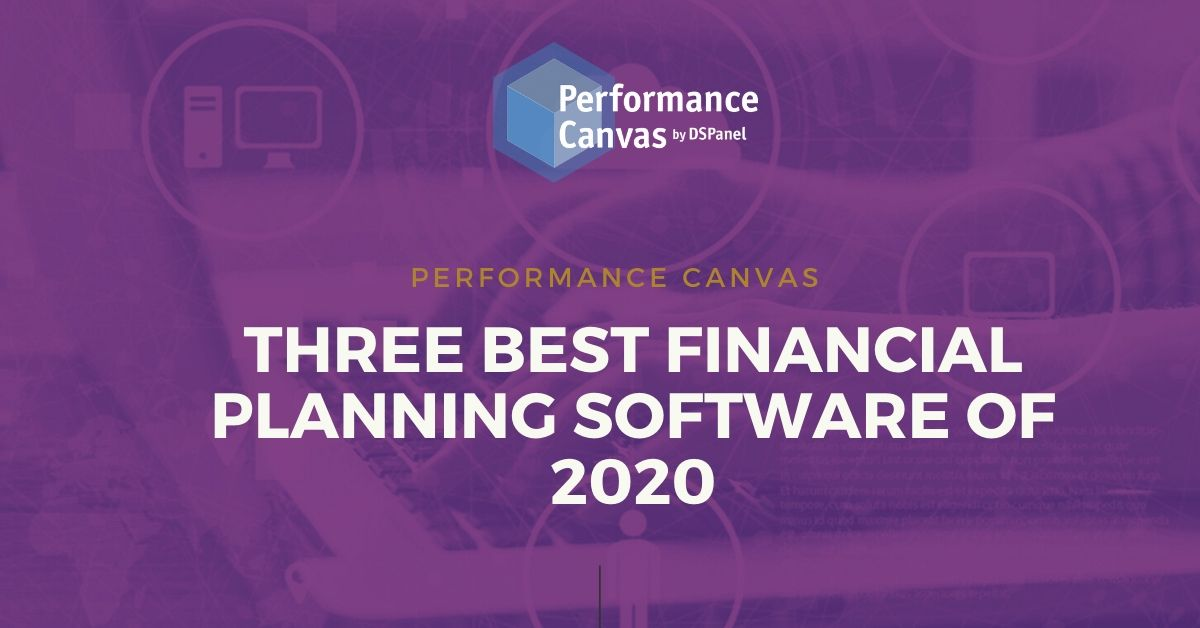 best financial planning software 2020