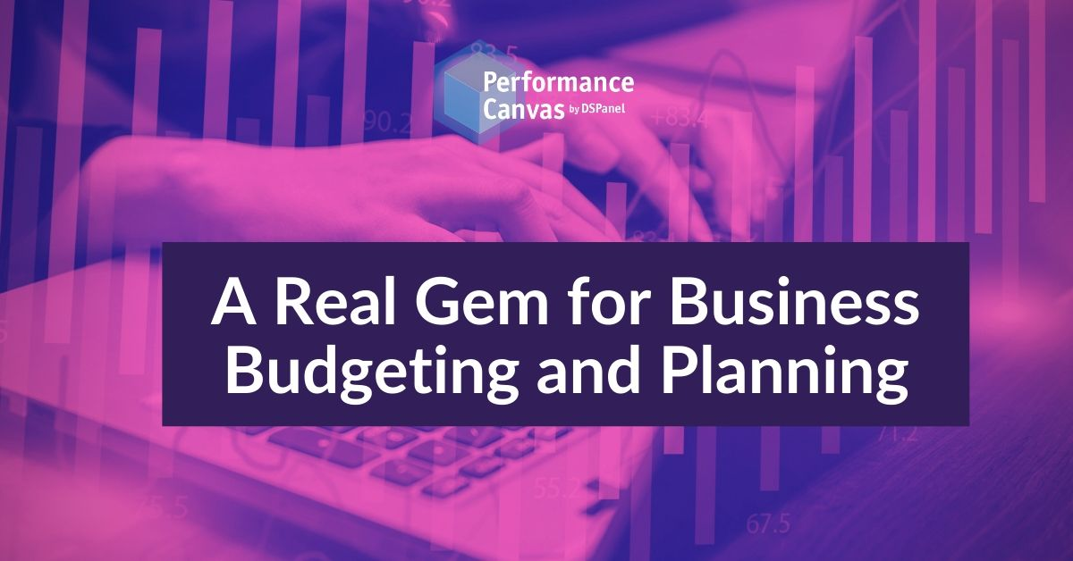 business budgeting and planning