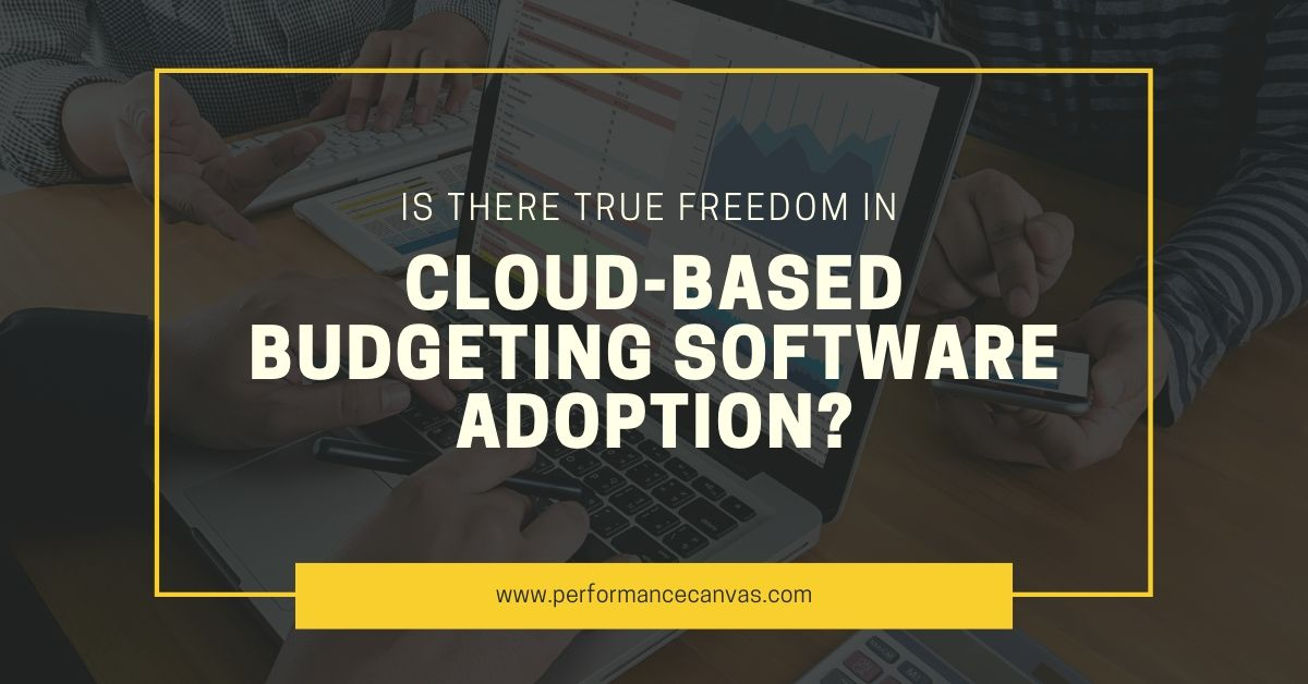 cloud-based budgeting software adoption