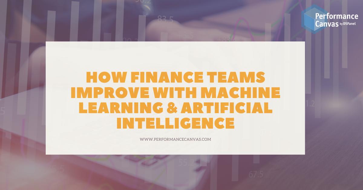 finance machine learning and artificial intelligence