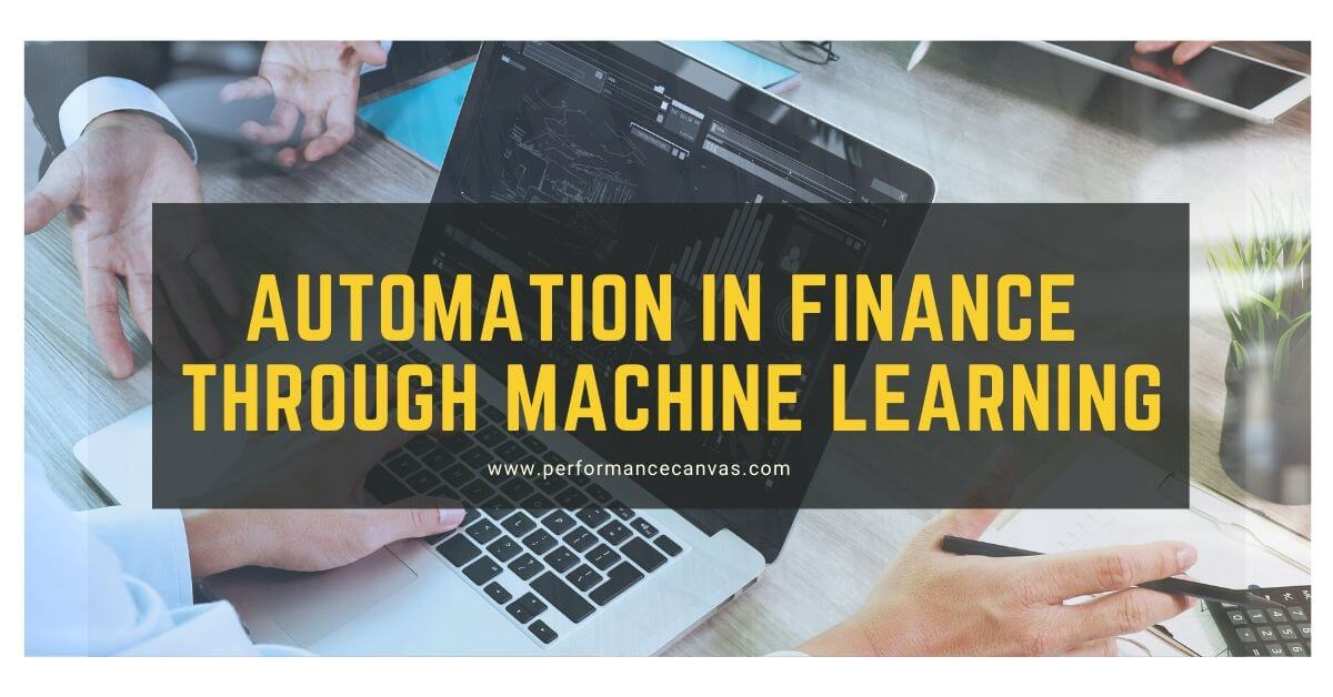 automation in finance through machine learning