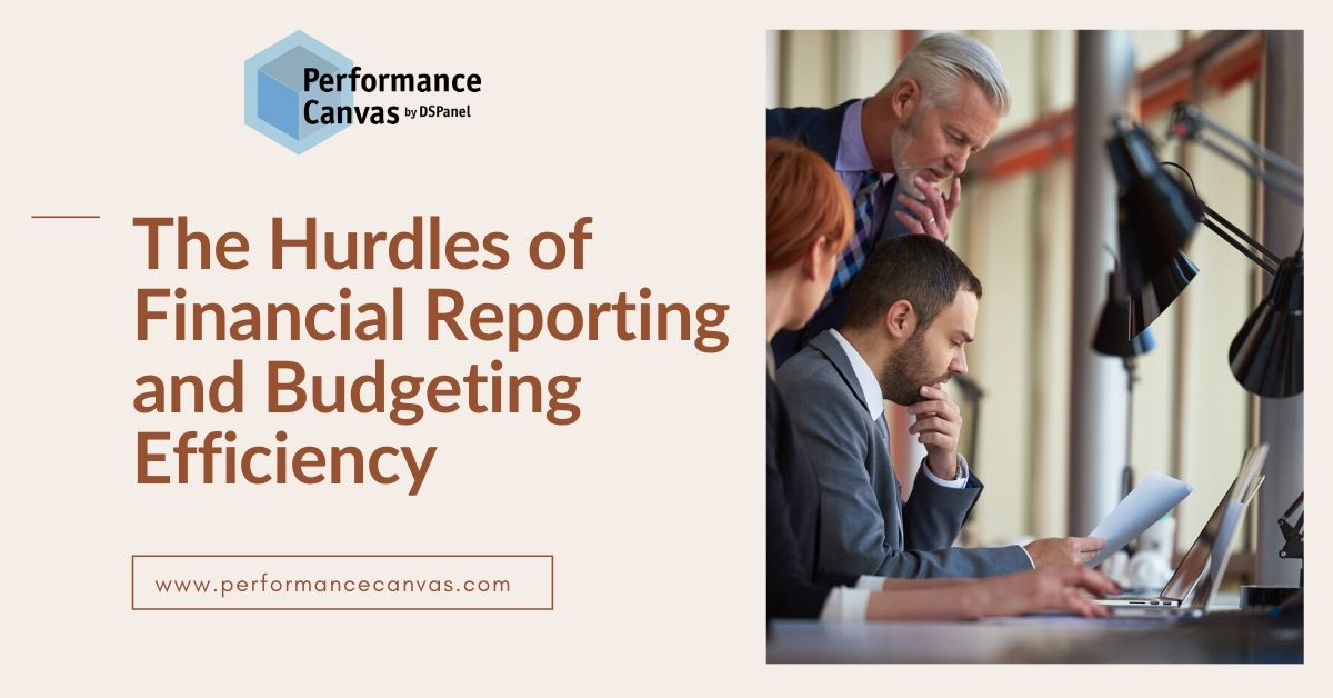 financial reporting and budgeting