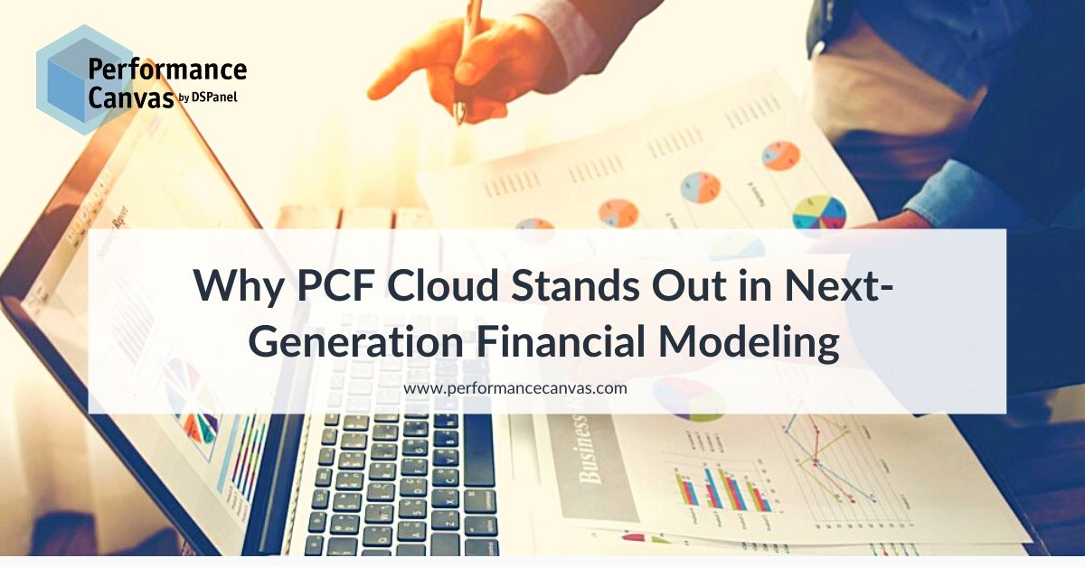 pcf cloud next generation financial modeling