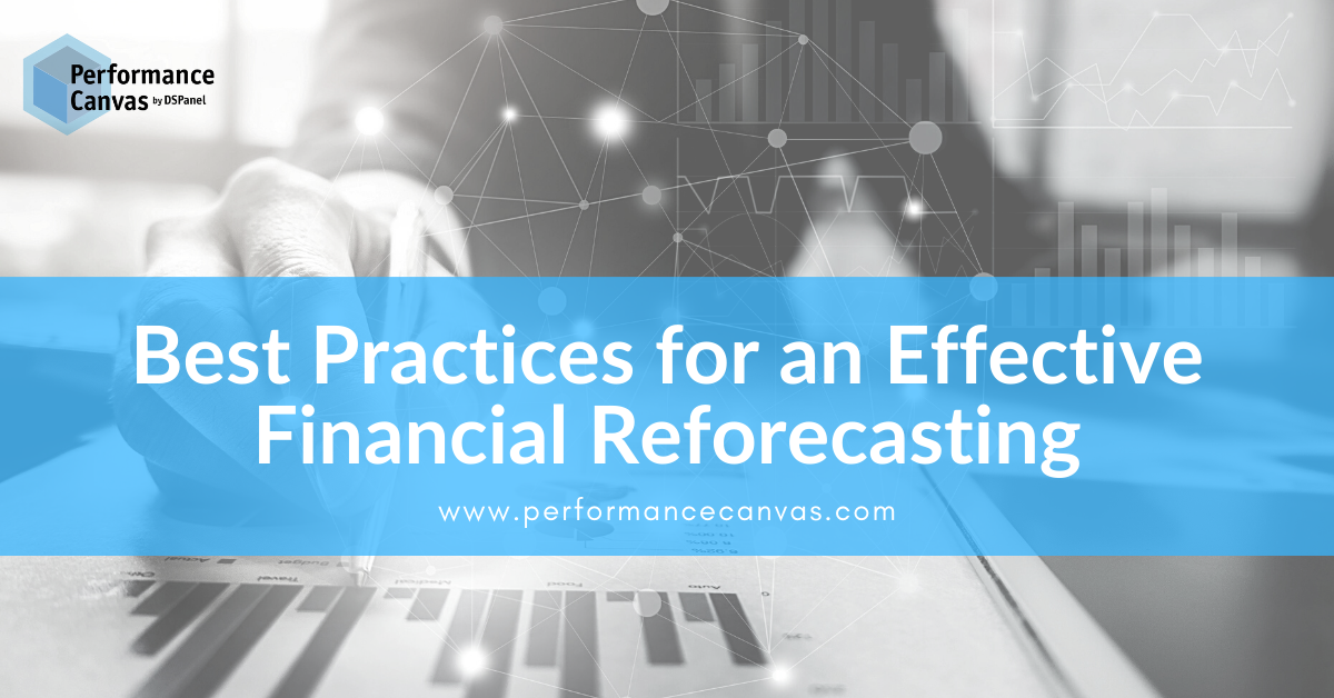best practices for effective financial reforecasting