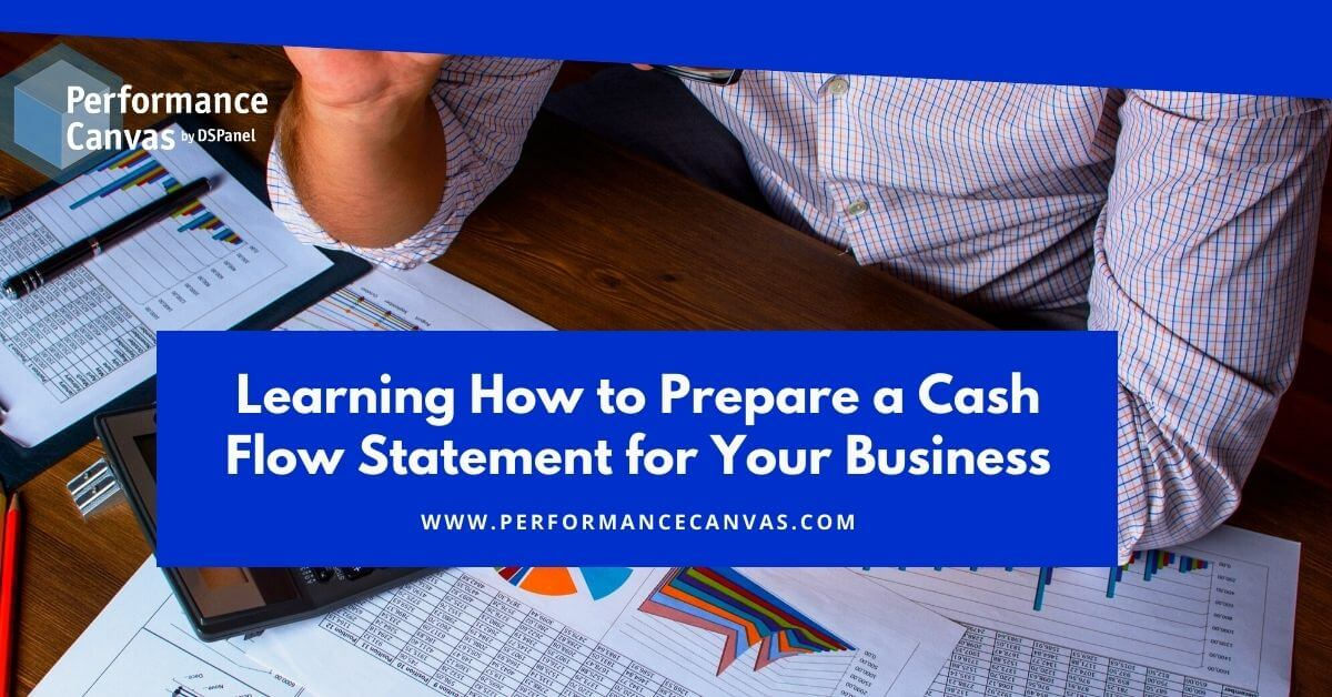 cash flow statement for business