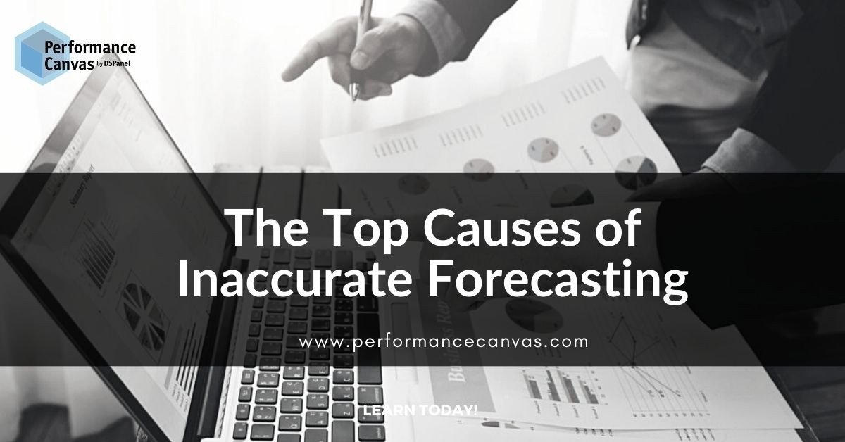inaccurate forecasting