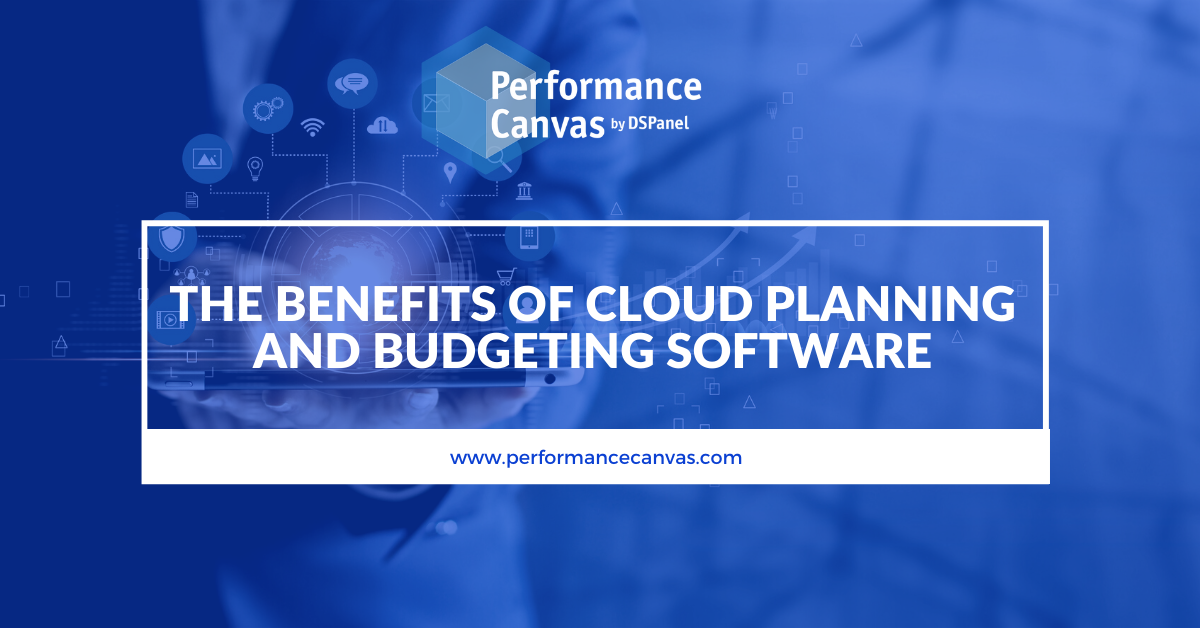 cloud planning and budgeting software