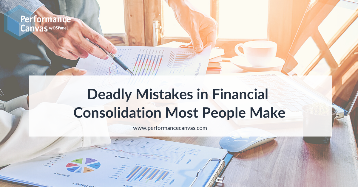 financial consolidation deadly mistakes