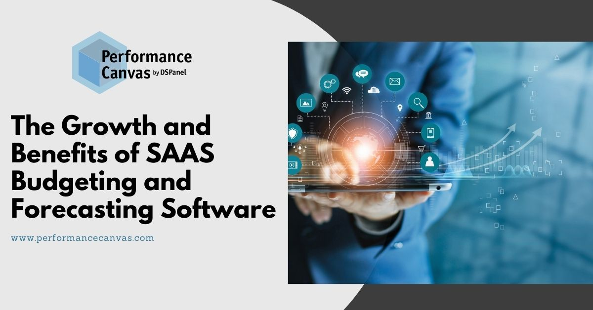 saas budgeting and forecasting software