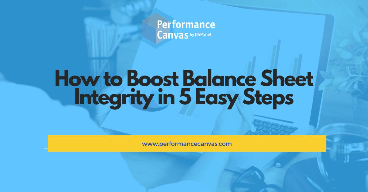balance sheet integrity